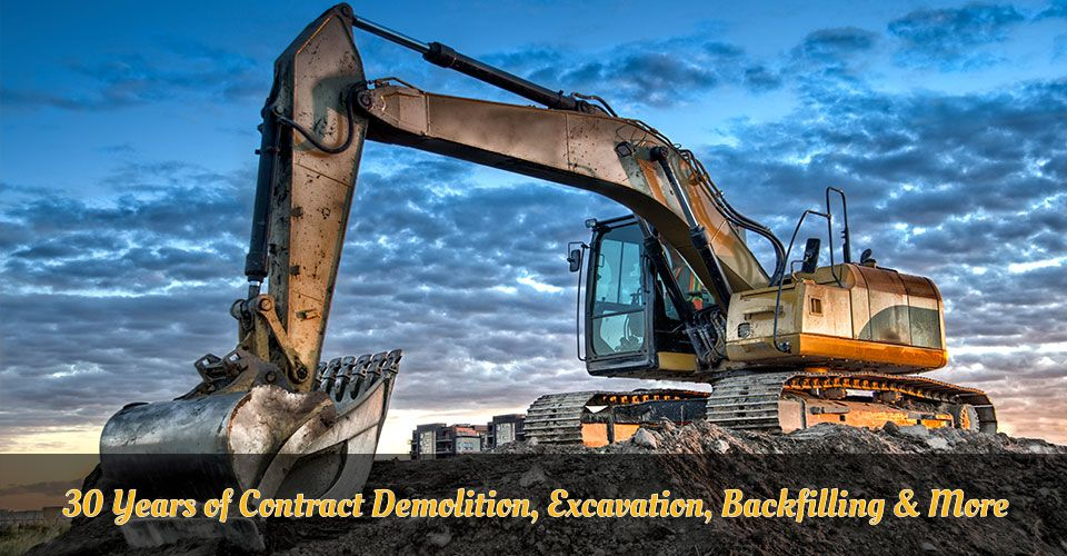 For Demolition, Choose the Experts at PTL Contracting Ltd., Vancouver